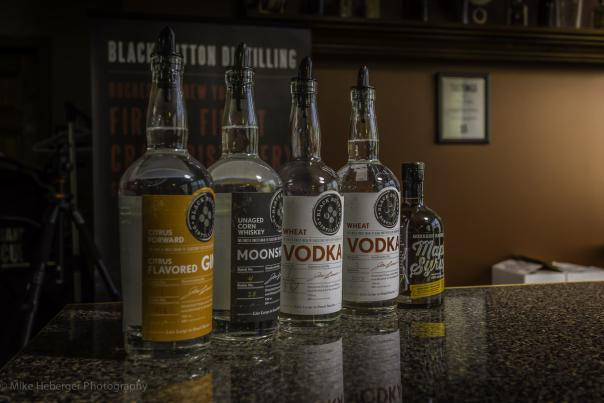 Pick up your passport at Black Button Distilling in Rochester, NY