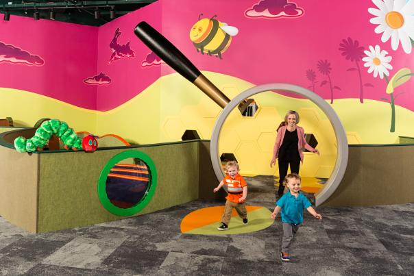 Imagination Destination At The Strong Museum of Play