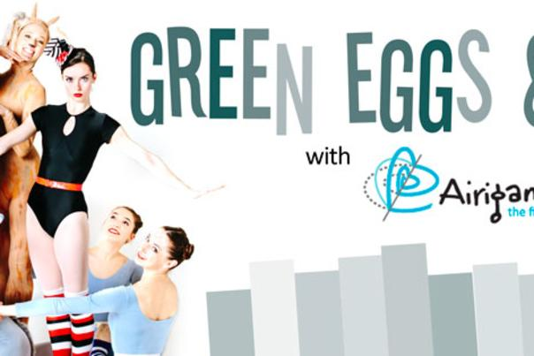 Green Eggs and Ham Banner Image