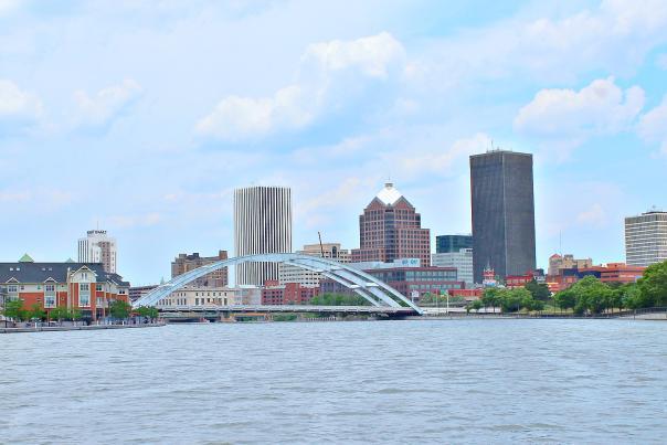 Rochester Summer Skyline