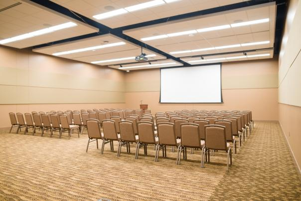 Meeting room at Mayo Civic Center