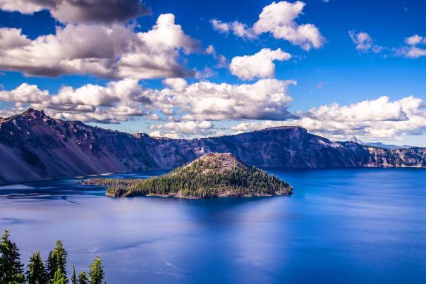 Keep Crater Lake Blue