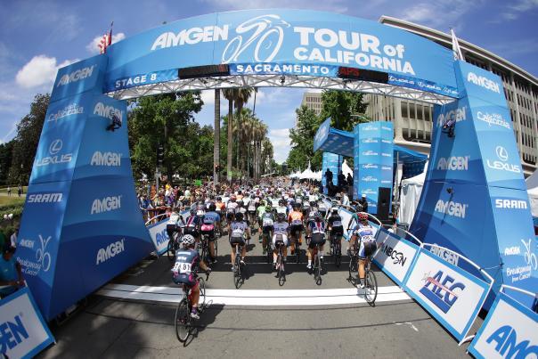 Amgen Tour of California Women's Race