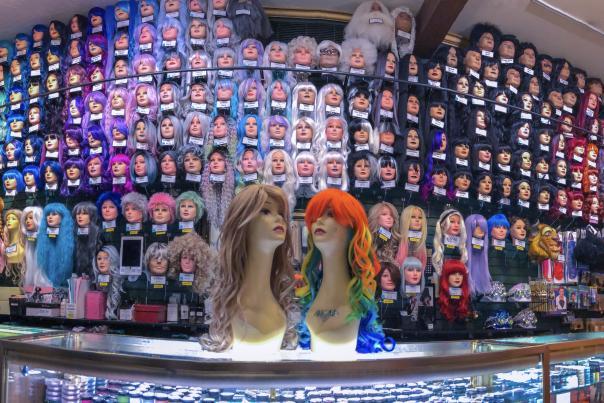Evangeline's Wigs