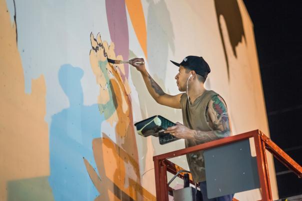 Mural Festival - Irubel Moreno