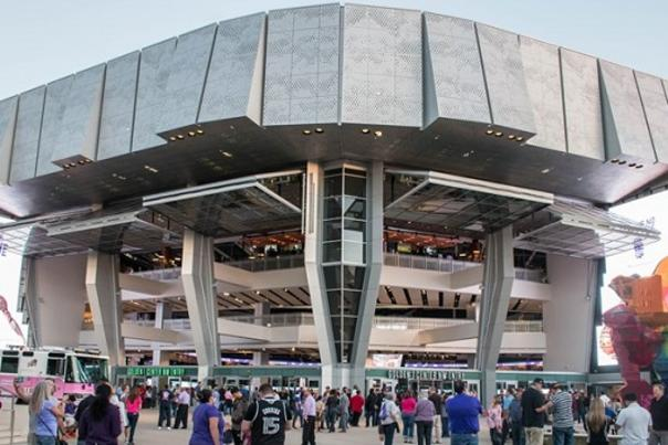 Golden 1 Center Event Space