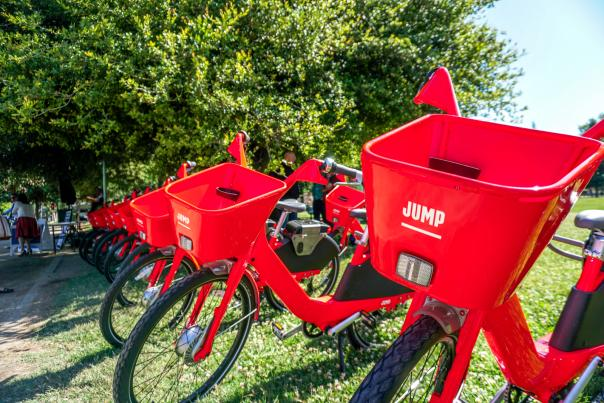 Sacramento Jump Bike