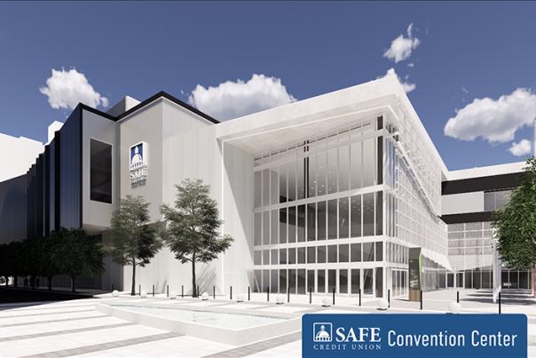 SAFE CU Convention Center