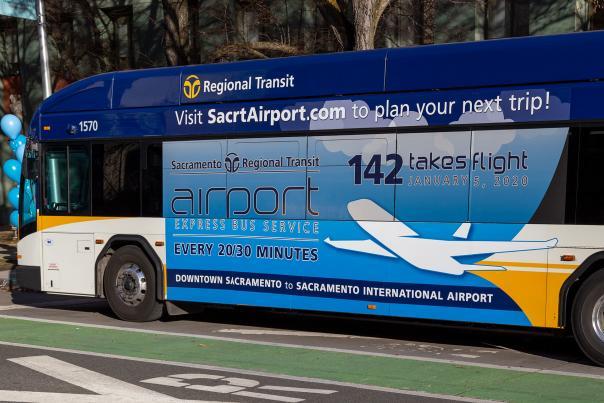 SacRT Airport Express