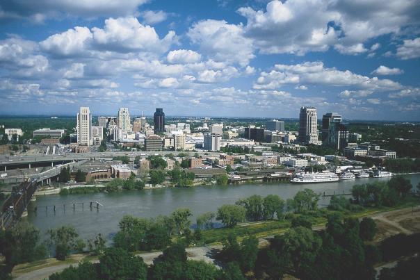 General-Sacramento Skyline(Tom Myers)