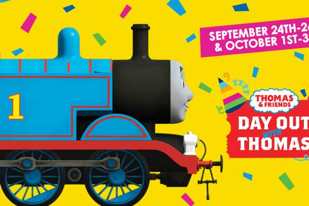 Day Out With Thomas 2021