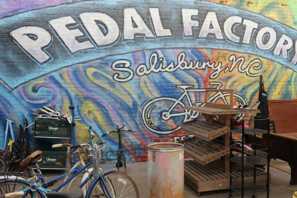 Pedal Factory