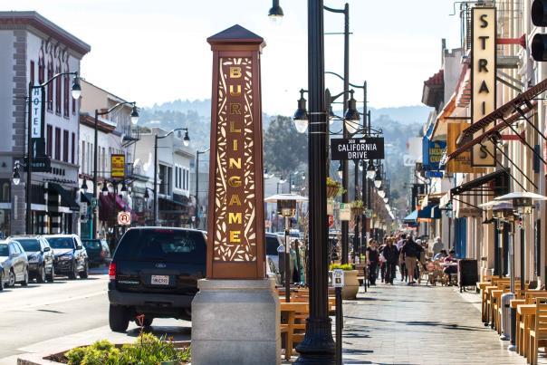 Downtown Burlingame