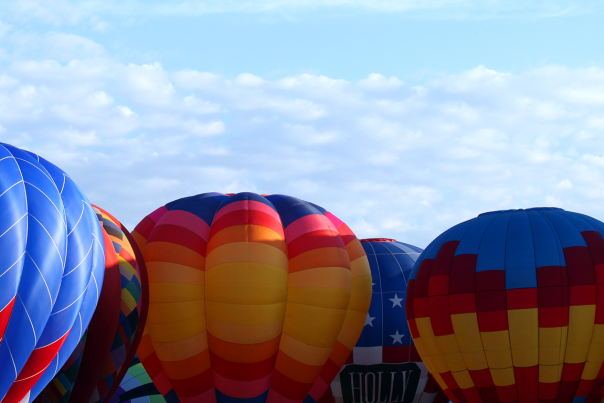 Balloon Fiesta Blog Header