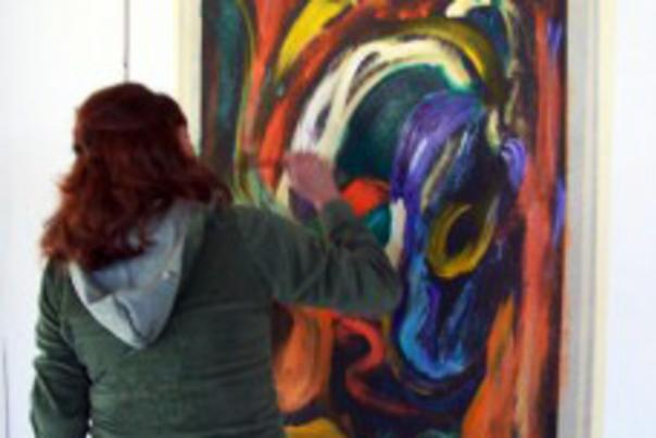 Beyond Knowing - An Intuitive Painting and Movement Experience
