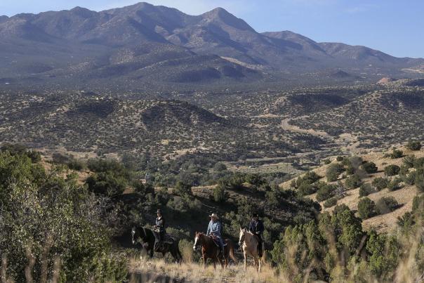 Cerrillos Hils State Park04