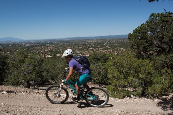 Dale Ball Trails Biking (3)