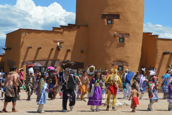 comanche dancers