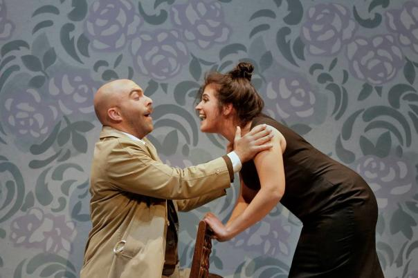 opera production two people
