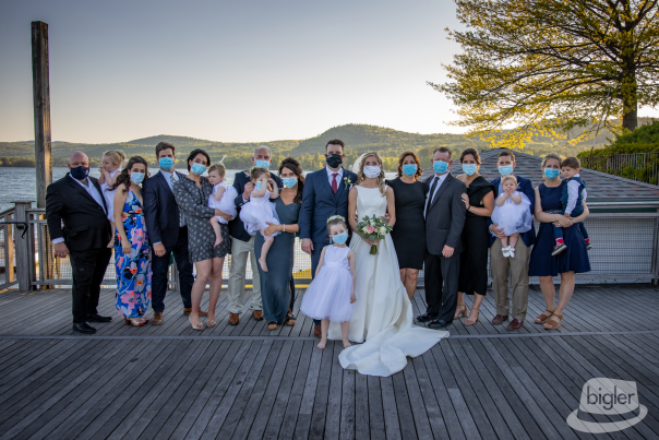 Wedding Family Masks