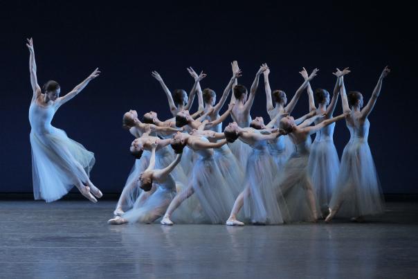 Serenade performed by NYC Ballet