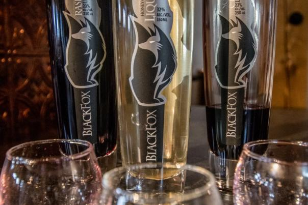 Canada-Saskatchewan-Black-Fox-Distillery-liquers