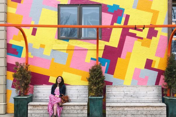 Instagrammable Walls of Saskatoon Riversdale