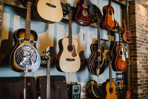 Village Guitar and Amp Co.