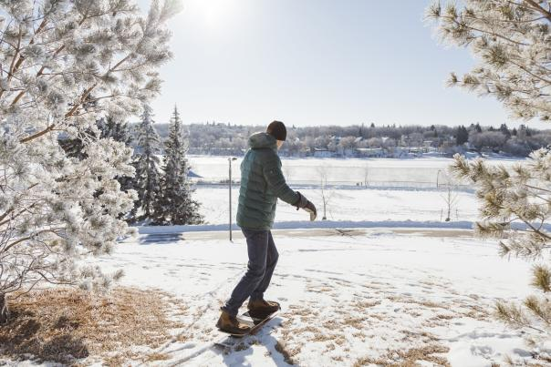 Winter Recreation - Tourism Saskatoon
