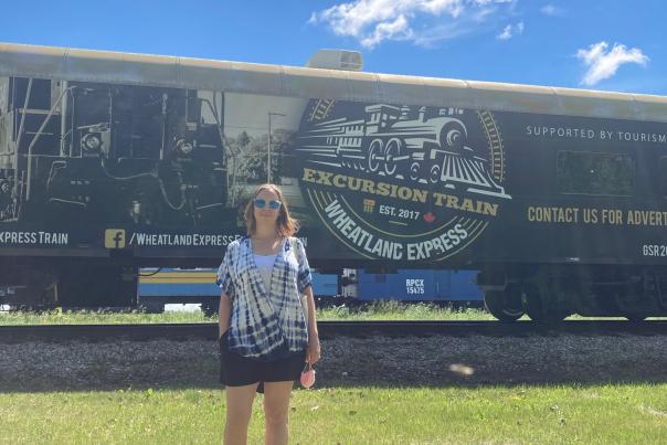 wheatland express train