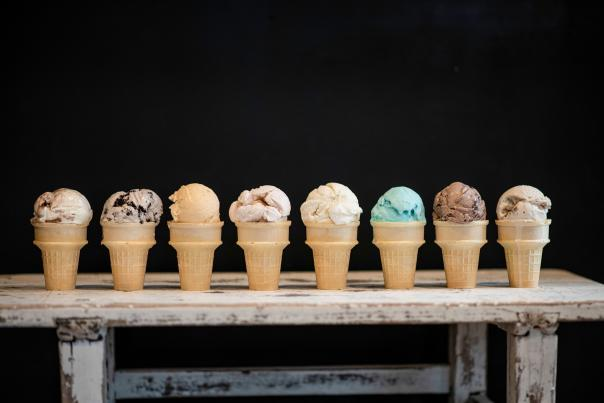 Brick & Mortar Ice Cream