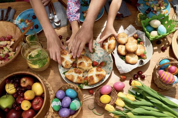 Food, Easter