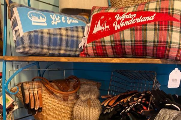 Imagine That Glen Arbor Winter Clothing & Decor