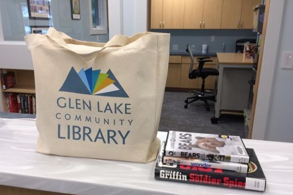 Glen Lake Community Library 2020 Book Bags