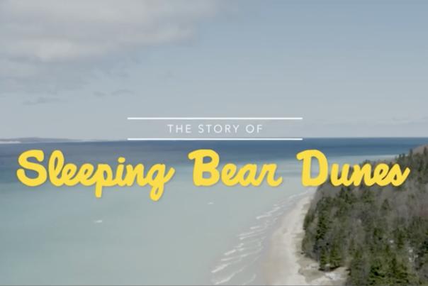 Story of Sleeping Bear