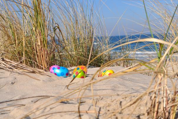 Easter by the sea