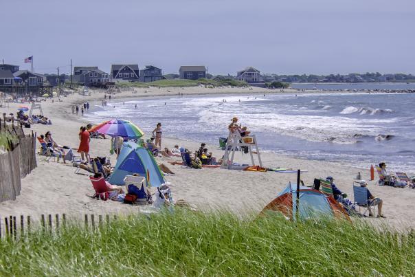 East Matunuck Beach