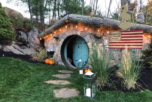 Hobbit House at the Preserve