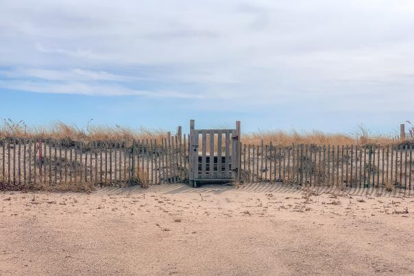 Charlestown Beach Gate