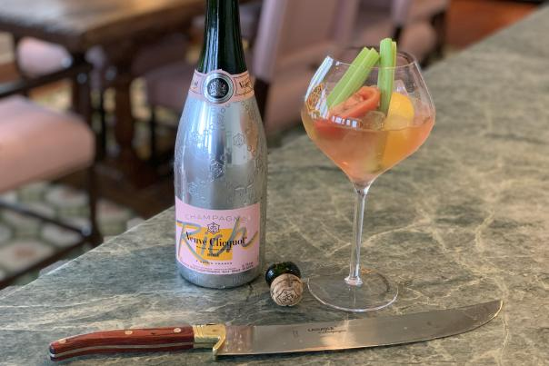 Veuve Clicquot Bloody Mary