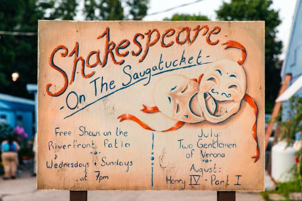Shakespeare on the Saugatucket