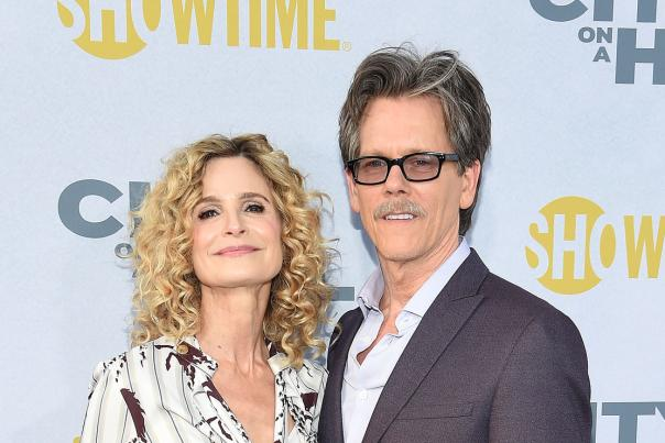 """Kyra Sedgwick and Kevin Bacon attend Showtime's """"City On A Hill"""" New York Premiere at SVA Theater on June 04, 2019 in New York City. (Photo by Jamie McCarthy/Getty Images)"""