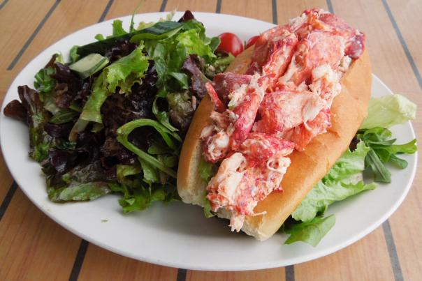 Matunuck Oyster Bar Lobster Roll