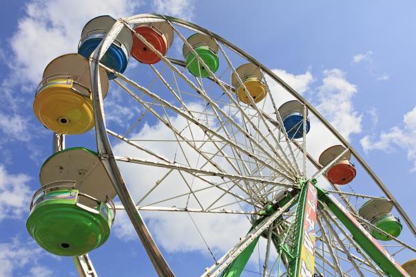 Washington County Fair ferris wheel