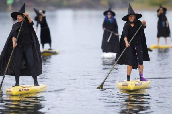 Witches of Wickford Paddle