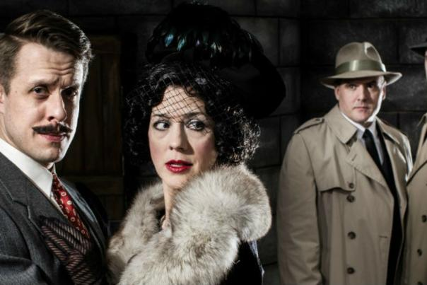 Theatre at the Center - 39 Steps