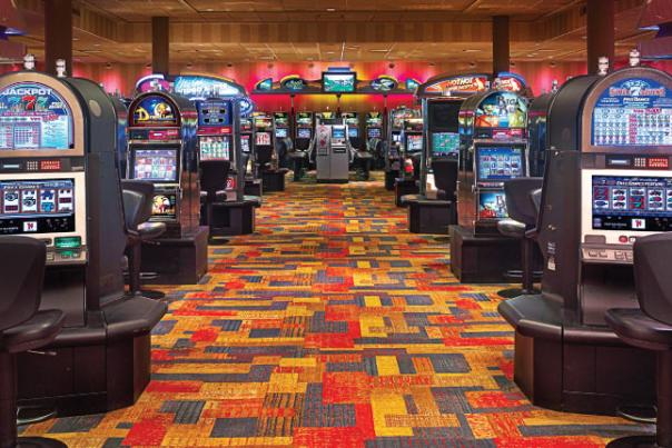 Non-smoking areas of northwest Indiana casinos