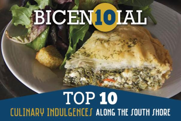 Top 10 Culinary Indulgences along the South Shore