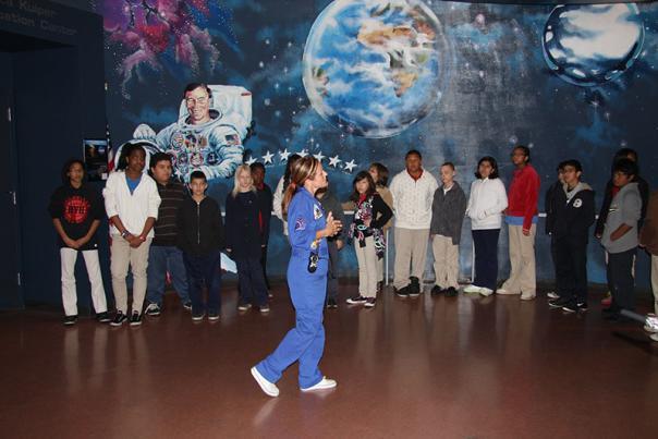 South Shore CVA Staff Voyages to Mars