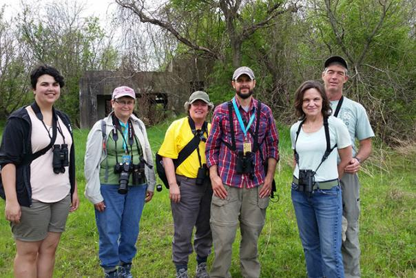 Joining the flock at the Indiana Dunes Birding Festival